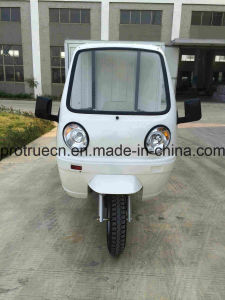 Air-Cooling Closed Box Tricycle for Food Delivery pictures & photos
