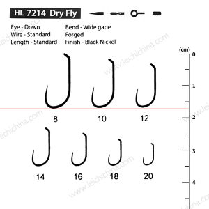 New Design Fly Fishing Tying Hooks pictures & photos