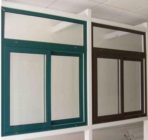 Plastic PVC UPVC Casement Double Glass Swing Window Factory