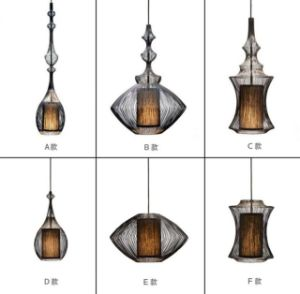 Creative Pendant Lamp (GD-9809-1) pictures & photos