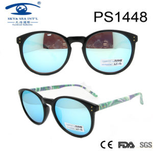 2017 New Hot Sale PC Round Style Sunglasses (PS1448) pictures & photos