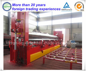 Universal Top Roller Bending and Plate Rolling Machine pictures & photos