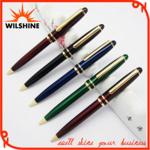 Promotional Feature Metal Ballpoint Pens for Business Gift (BP0027) pictures & photos