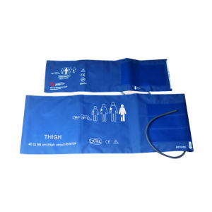 Resuable Nylon NIBP Blood Pressure Cuff pictures & photos