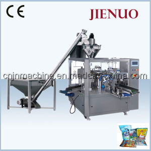 Automatic Rotary Washing Powder Bag Packing Machine pictures & photos
