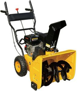 6 Forward and 2 Reverse DIY 6.5HP Snow Thrower pictures & photos