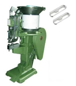 Twin Rado Riveting Machine for Lever Arch File Machine pictures & photos