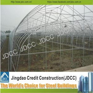 Galvanized Light Steel Structure Greenhouse pictures & photos