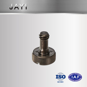 Adjust Nut of Stainless Steel, CNC Machining Parts, Straight Knurling Nut pictures & photos