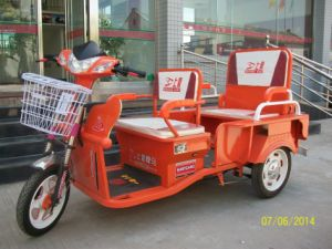 Foldable Passenger Electric Tricycle (OKJ-E1)