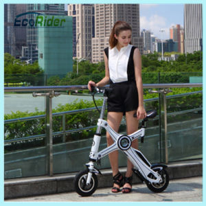 Smart Ecorider Folding 250W Brushless 36V Electric Bicycle pictures & photos