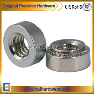 Self-Clinching Nuts with Environmental Blue Zinc pictures & photos