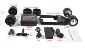 Dual Hub Motor1000wx2 4 Wheels Electric Skateboard 40km/H Fast Electric Skateboard pictures & photos