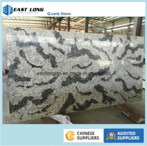 Hot Sale Cambria Marble Color Quartz Stone pictures & photos