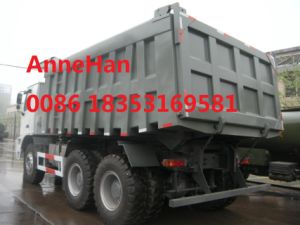 Sinotruk 70 Tons off Road Mining Dump Truck 371HP Special Design in Mine Land