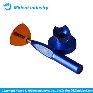 Colored Cheap Dental LED Curing Light pictures & photos