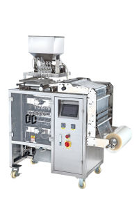 High Speed Multi-Lane Paste Packing Machine