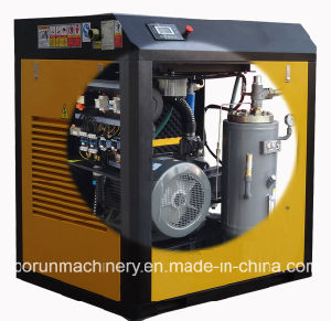Mobile Type Screw Air Compressor pictures & photos