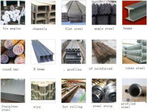 Mild Steel / Galvanized Steel/Mild Steel / Shaped Steel