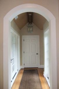 Hot Sale White French Wooden Door Design pictures & photos