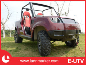 7.5kw Electric Personal Transport Vehicle pictures & photos