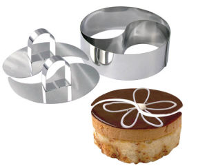 Stainless Steel Extendable Cake Ring (SE1902) pictures & photos