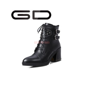 Popular Design Women Boots for Casual Walking in Winter pictures & photos