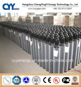 30L High Pressure Oxygen Nitrogen Argon Carbon Dioxide Steel Gas Cylinder pictures & photos