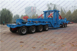 Wind Turbine Tower Transport Heavy Equipment Mover