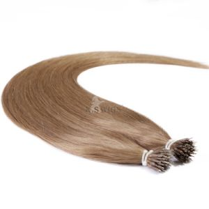 K. S Wigs 100% Remy Hair Nano Ring Hair pictures & photos
