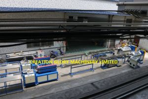 High Precision PMMA Acrylic Rod Plastic Extruder Machine pictures & photos