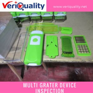 Reliable Quality Control Inspection Service for Multi Grater Device at Huangyan, Zhejiang pictures & photos