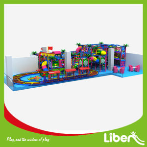 Patented Design Kids Indoor Play Area with Train Play pictures & photos