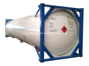 LNG Container Tank with ASME Approved
