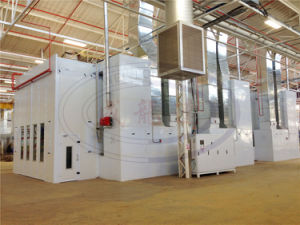 Wld22000 OEM Bus&Truck Spray Baking Booth pictures & photos