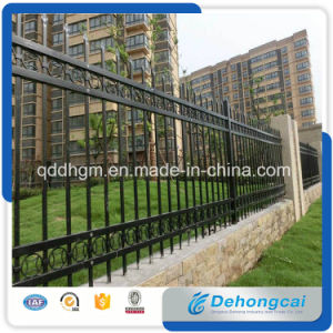 New Style Cheap Wrought Iron Fence pictures & photos