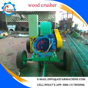 Big Manufacture of Wood Logs Crusher Machine pictures & photos