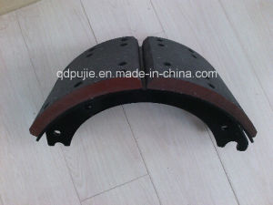 Brake Shoe 4514 4515 4516 for Truck pictures & photos