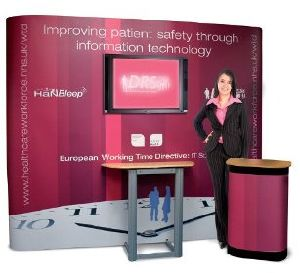 Aluminum Pop up Stand pictures & photos