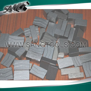 Diamond Segments of Block Cutting (SG-033) pictures & photos