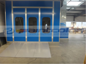 3mx3mx3m Painting Oven Linking Booth pictures & photos