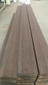 Solid Strand Woven Bamboo Outdoor Balcony Flooring pictures & photos