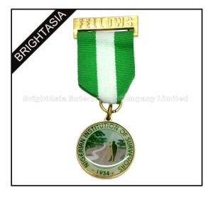 Military Awards Medal with Double Side Printed Logo (BYH-101087) pictures & photos