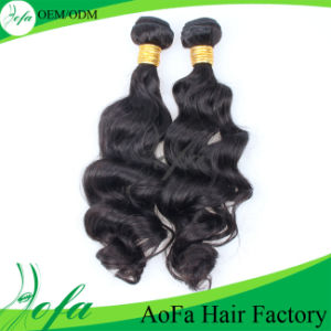 Brazilian Remy Human Hair Product Virgin Human Hair Extension pictures & photos