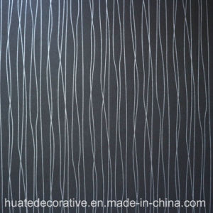 Decorative Melamine Paper with Metallic for Wood Board, Minimalism Style