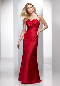 Sweet Heart Neckline Spaghetti Strap Bridesmaid Dresses (BD3029) pictures & photos