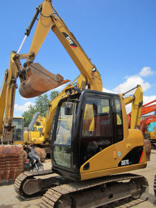 China Supplier Cat 307 Used Excavator pictures & photos
