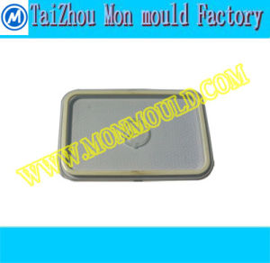 Double Injection Lunch Box Cover Mould pictures & photos