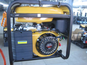 CE Certificate Honda Engine 5kw Gasoline Welding Generator (WH6500E-W) pictures & photos