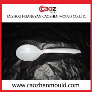 Good Quality Plastic Disposable Spoon Mold in Huangyan pictures & photos